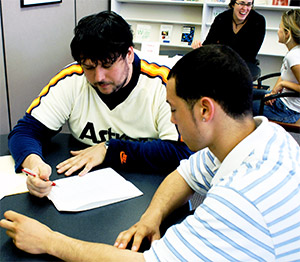 Writing Center Tutoring