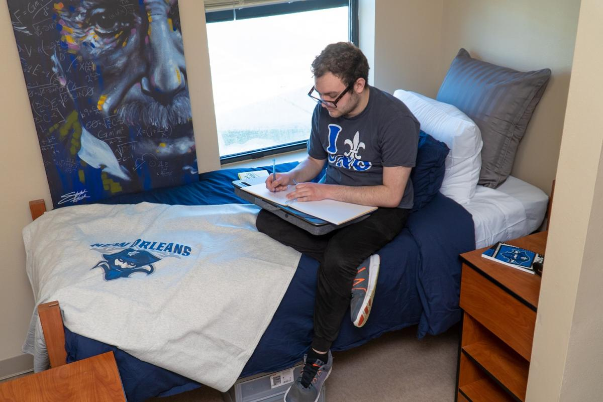 Office of Residential Life | The University of New Orleans
