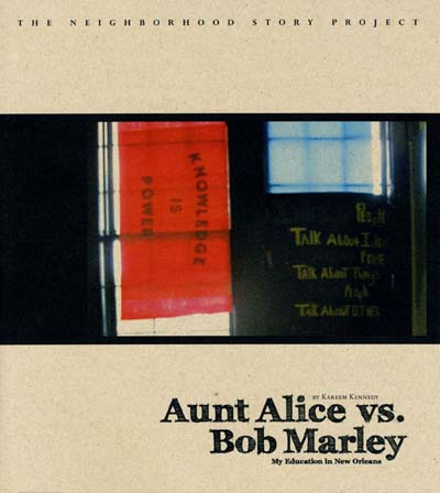 front cover of Aunt Alice vs. Bob Marley