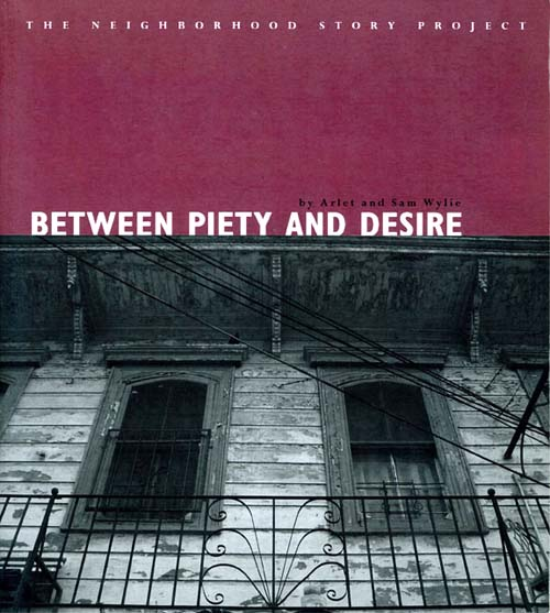 front cover of Between Piety and Desire