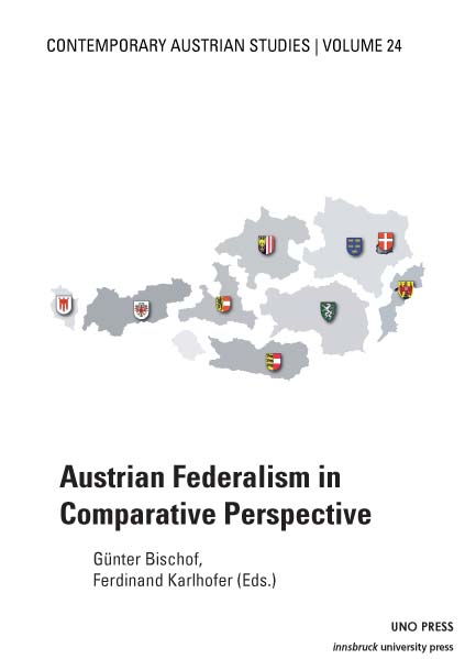 front cover for Austrian Federalism in Comparative Perspective