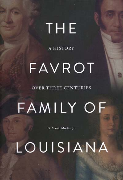 front cover of The Favrot Family of Louisiana