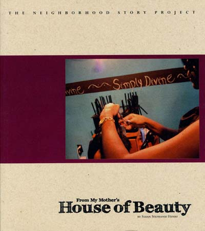 front cover of From My Mother's House House of Beauty