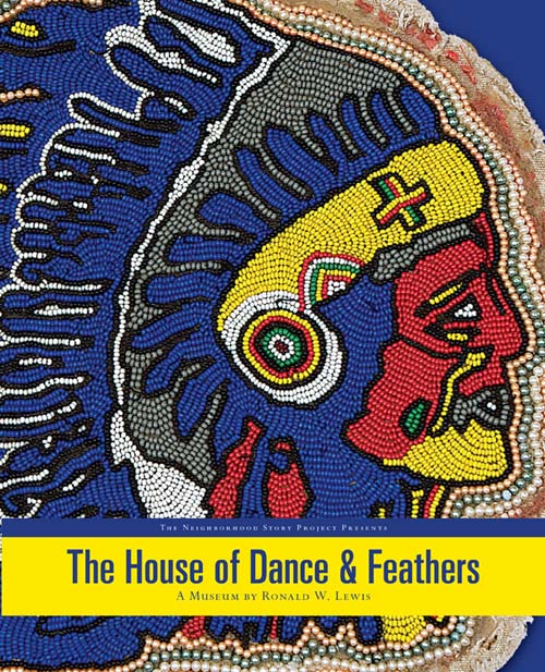 front cover for The House of Dance and Feathers