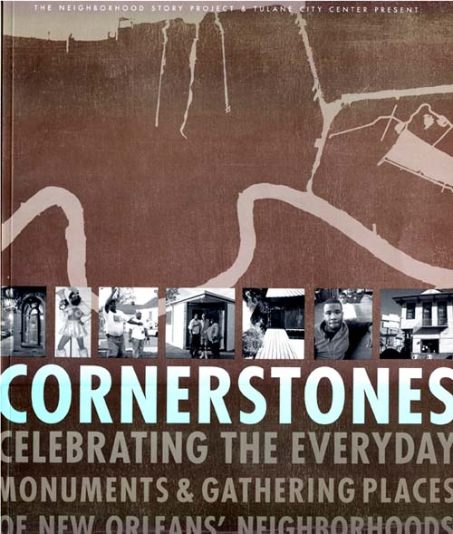 front cover for Cornerstones