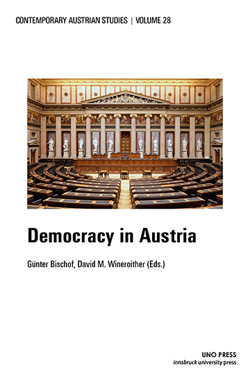 Cover of Democracy in Austria