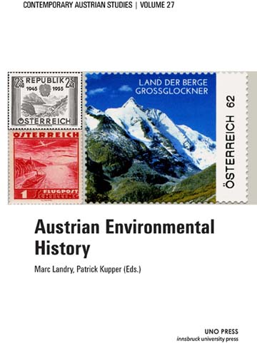 front cover of Austrian Environmental History