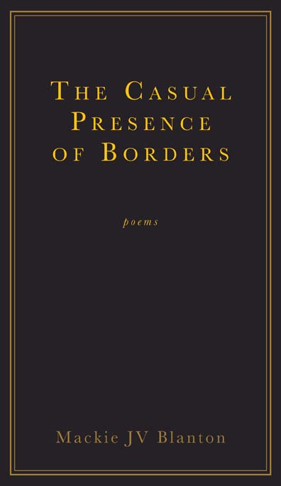 front cover of The Casual Presence of Borders