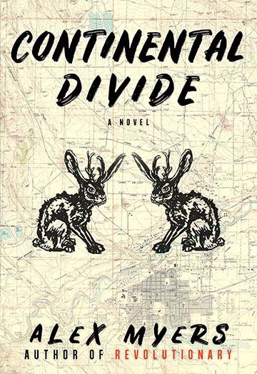 front cover for Continental Divide