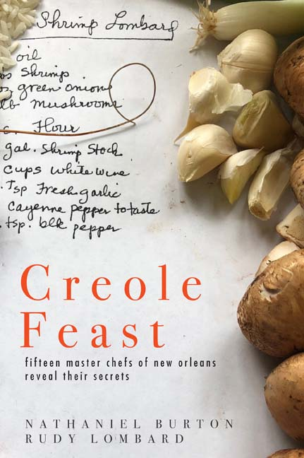 front cover of Creole Feast