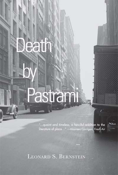 front cover of Death by Pastrami