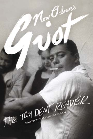 book cover for New Orleans Griot