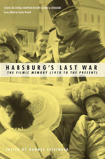 front cover of Hapsburg's Last War