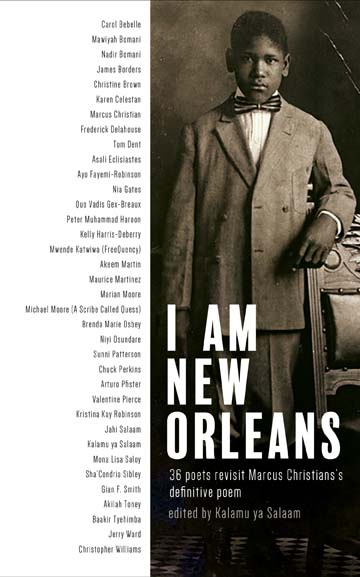 front cover for I Am New Orleans