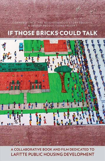 front cover of If Those Bricks Could Talk