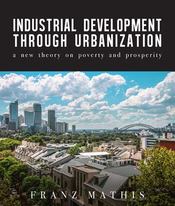 front cover for Industrial Development Through Urbanization