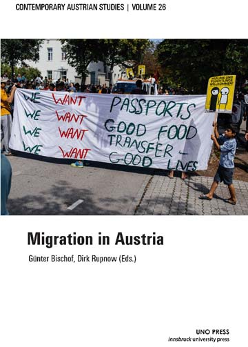 front cover of Migration in Austria