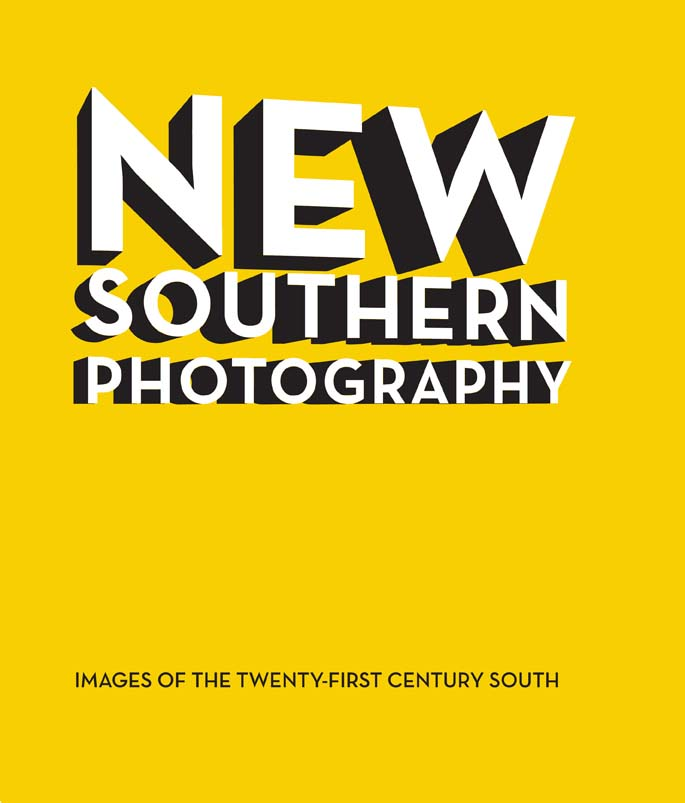 front cover for New Southern Photography