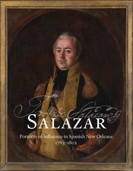 front cover for Salazar