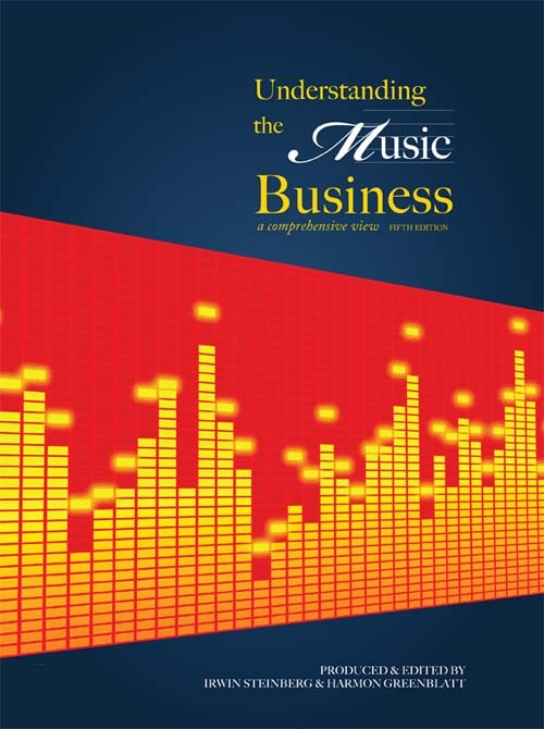 book cover of Understanding the Music Business
