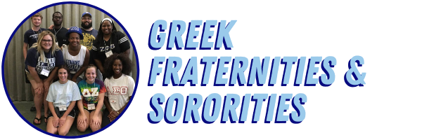 Greek Fraternities & Sororities
