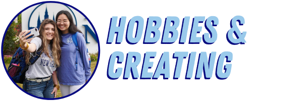 Hobbies & Creating