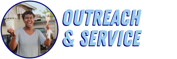 Outreach & Service
