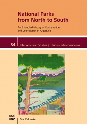 National Parks from North to South (book cover)