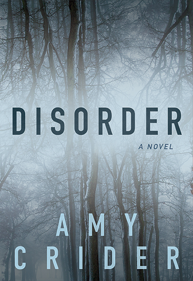 cover for disorder by amy crider