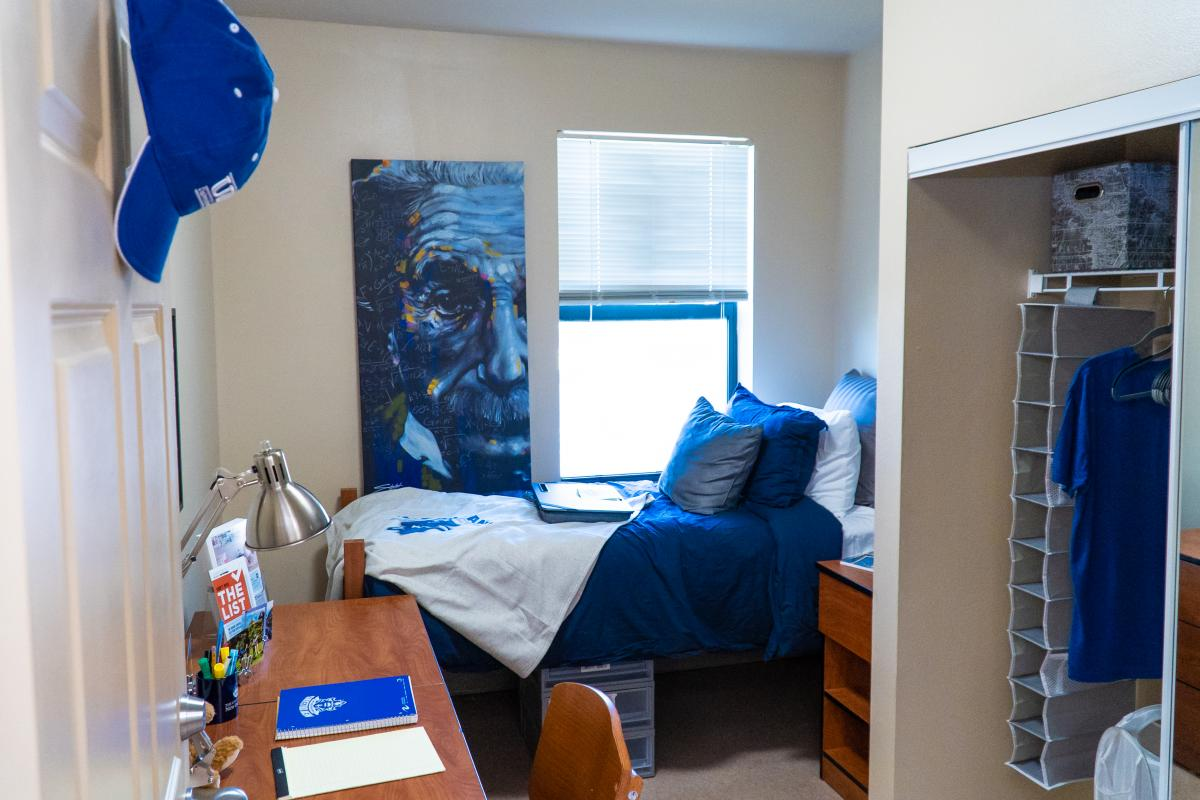 Res Hall Room
