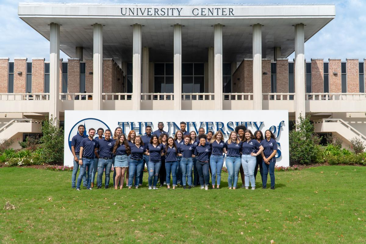 2019 Orientation Leaders