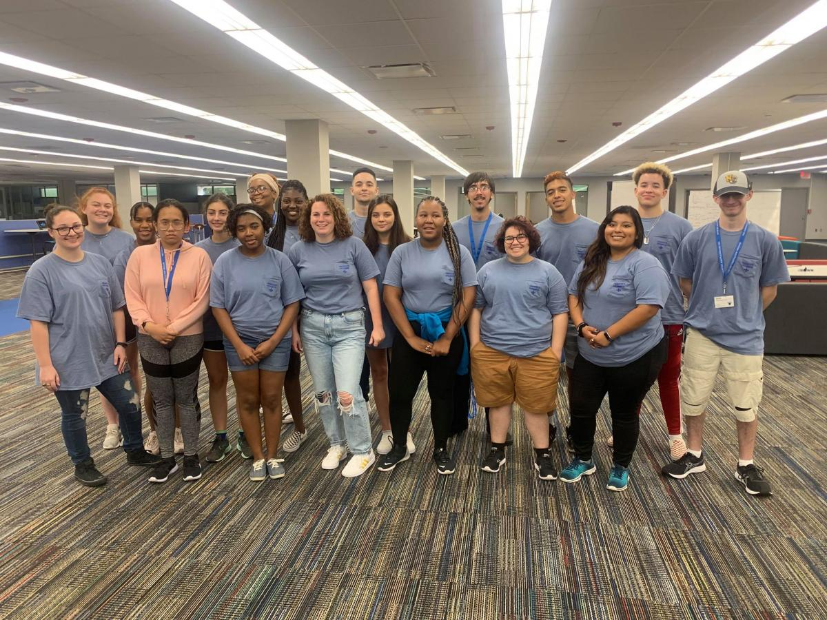 Privateer Pathways Students 2019
