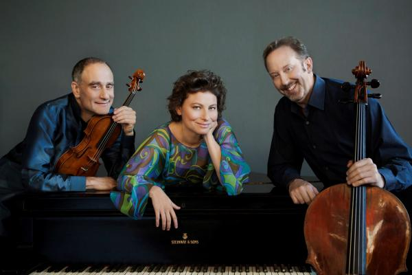 The University of New Orleans' Musical Excursions Series is proud to present the Weiss Kaplan Stumpf Trio, performing at the UNO Recital Hall on Wednesday, Feb. 20.