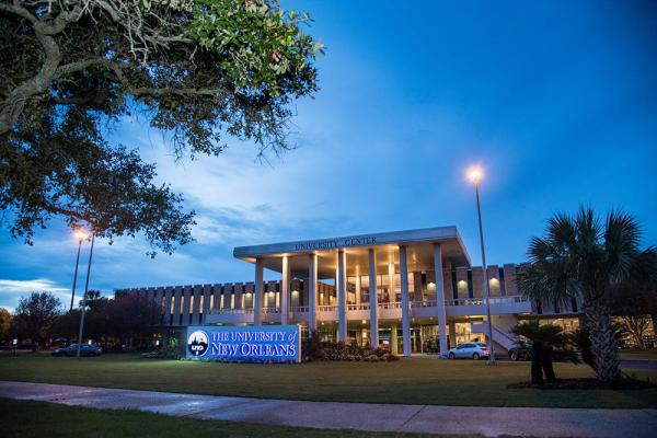 A $2 million gift from an anonymous donor will fund undergraduate scholarships at the University of New Orleans.