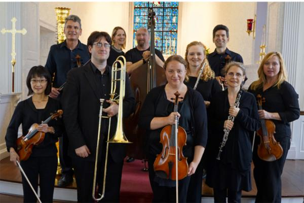 The University of New Orleans' Musical Excursions Series features the Musaica Chamber Ensemble