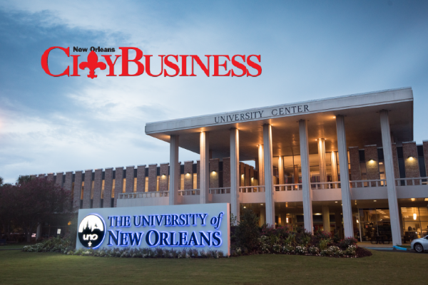 New Orleans CityBusiness recognizes the contributions of 14 University of New Orleans alumni to the region's financial industry in its Money Makers class of 2018.