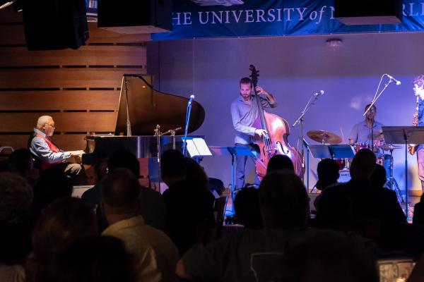 Jazz at the Sandbar is just one of many events that is part of the School of the Arts fall season, which includes powerful performances and thought-provoking exhibits.