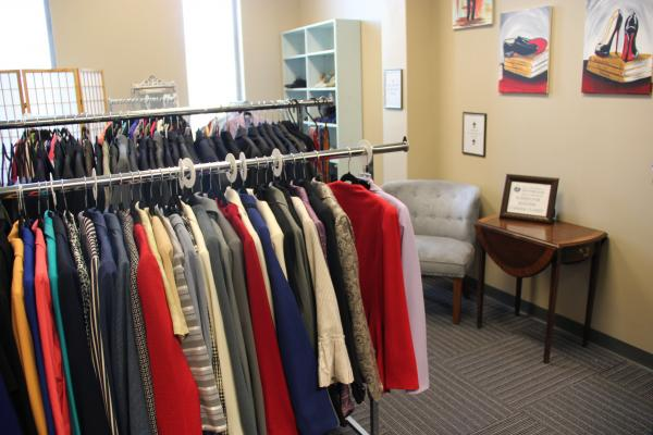 "The University of New Orleans Office of Career Services has opened ""Suited for Success Career Closet"" that offers free business attire to students."