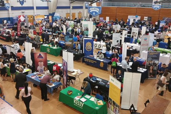 Career Fair at the University of New Orleans