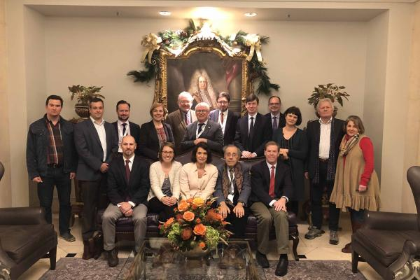 A summit of diplomatic, scholarly and advocacy organizations focused on cultural and academic exchanges between the U.S. and Austria convened at the Ritz-Carlton in New Orleans Nov. 12-13 to explore opportunities for joining forces in areas of mutual interest and benefit.