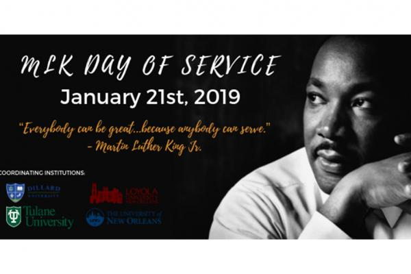 Martin Luther King Day of Community Service