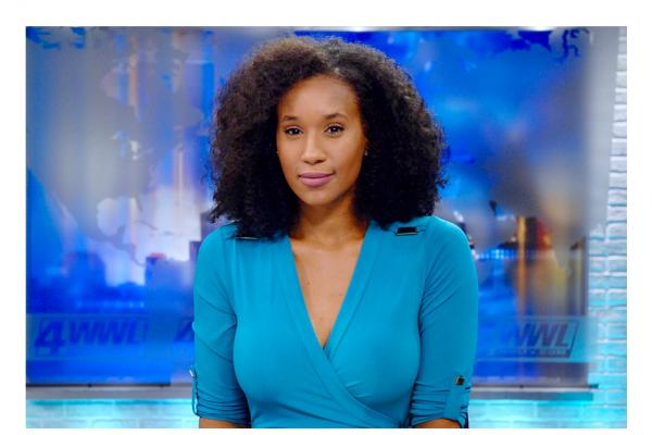 Sheba Turk, who earned a bachelor's degree from the University of New Orleans in 2011, is a co-anchor of WWL-TV's Eyewitness Morning News.