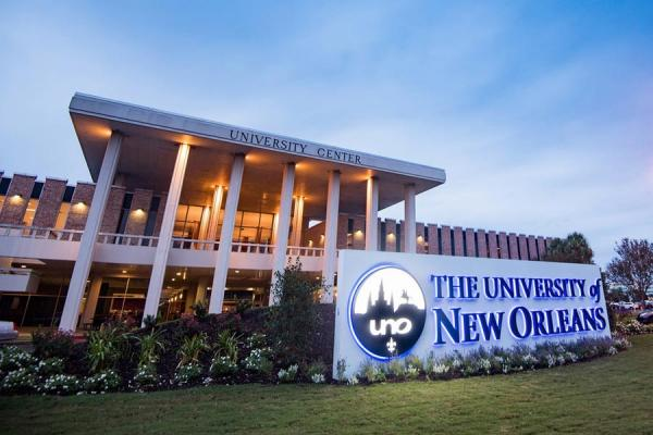 Campus News   The University of New Orleans