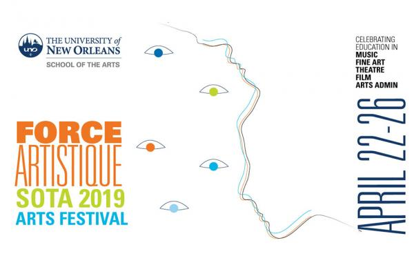 "The School of the Arts launches its first arts festival, ""Force Artistique,"" on Monday, April 22."