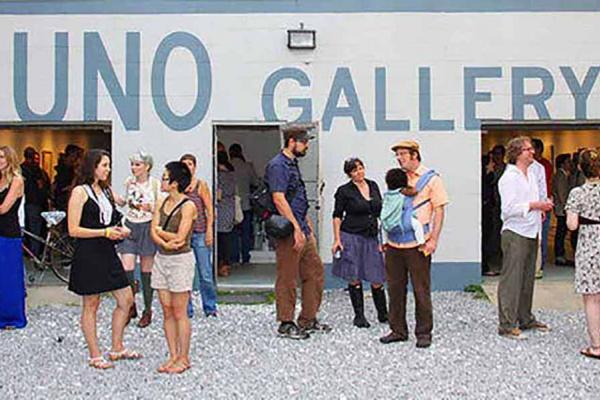 The University of New Orleans School of the Arts will celebrate artists and artistic talent in two different ways at the UNO-St. Claude Gallery during the month of April.