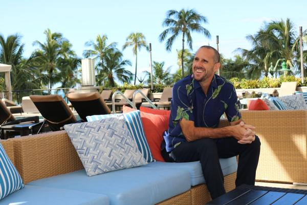 University of New Orleans alumni Irby Morvant Jr. is the general manager of the Hyatt Regency Waikiki Beach Resort and Spa in Honolulu.