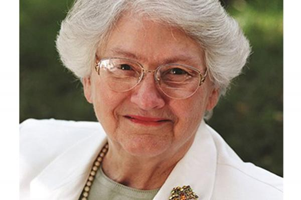 Mary Lowe Good came to the University in 1958 when it was known as Louisiana State University in New Orleans.