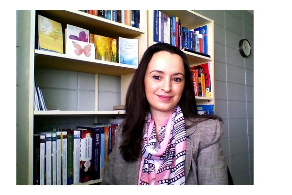 Anabel Mifsud awarded a counseling research grant.