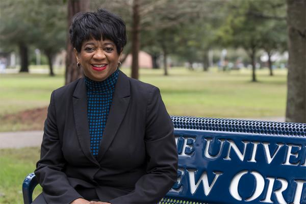 Gloria Walker is vice president for business affairs and chief financial officer at the University of New Orleans.