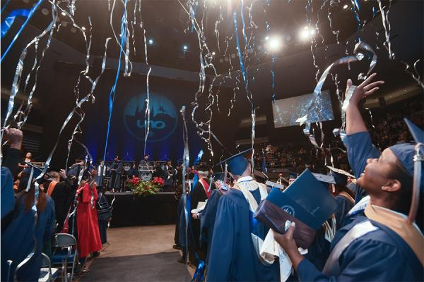University of New Orleans commencement 2020